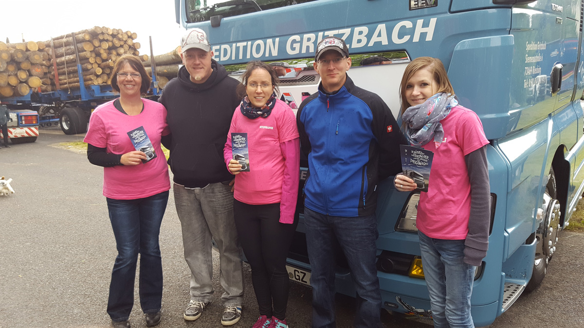Trucker Job Boerse in Geiselwind 2016