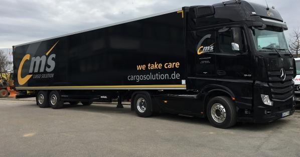 cms cargo solution GmbH